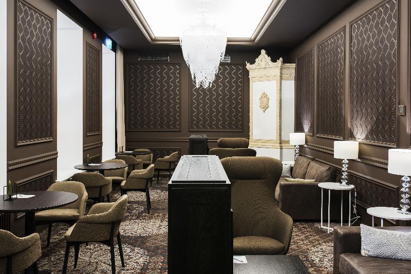 Lobby Lydia Hotel