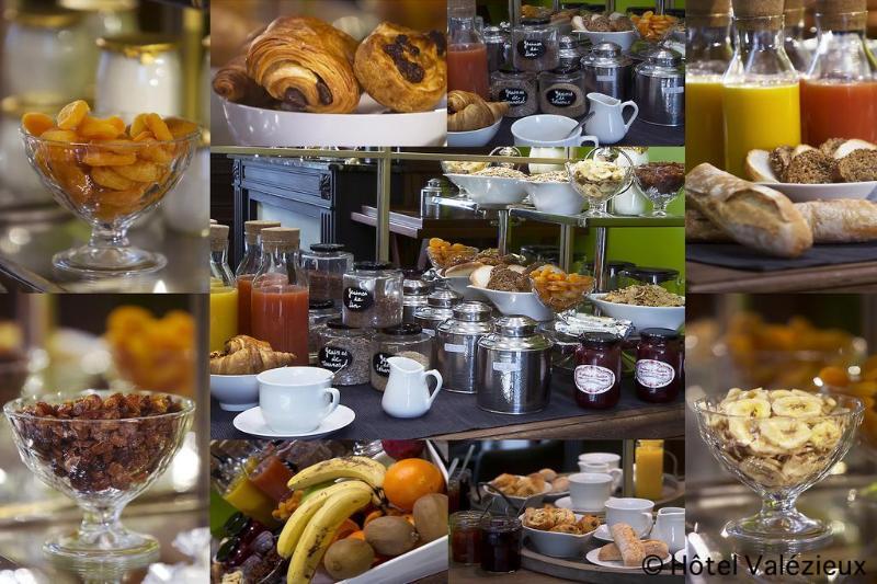 Restaurant Boutique Hotel Valezieux