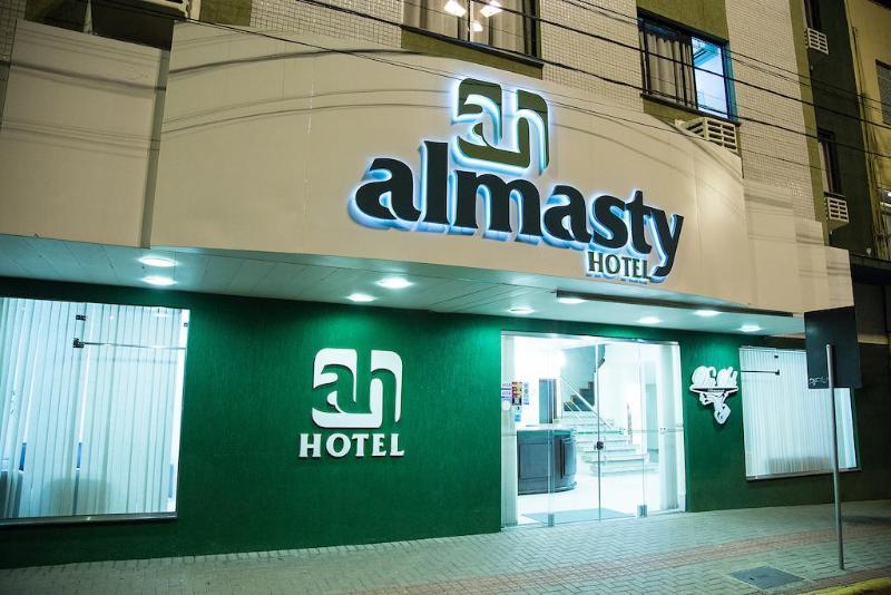 General view Almasty