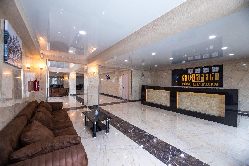 Lobby Novo Hotel & Residence