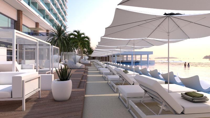 Terrace Iberostar Cancún Star Prestige
