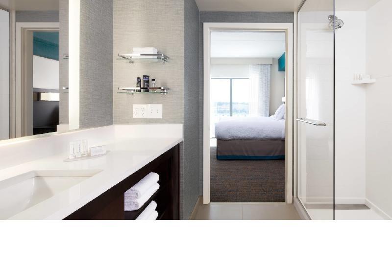 Room Residence Inn Nashville Downtown