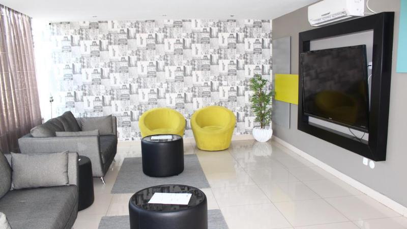 Lobby Hotel Maputo