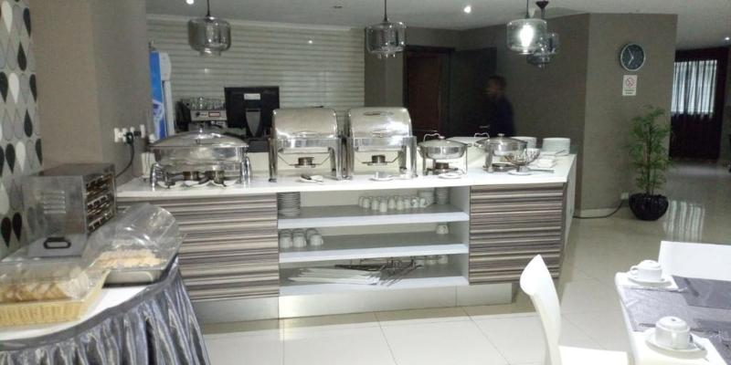 Restaurant Hotel Maputo