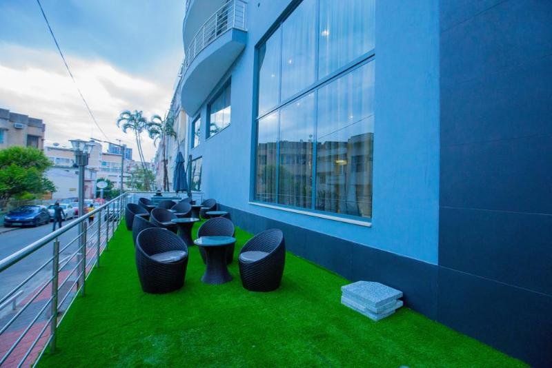 Terrace Hotel Maputo
