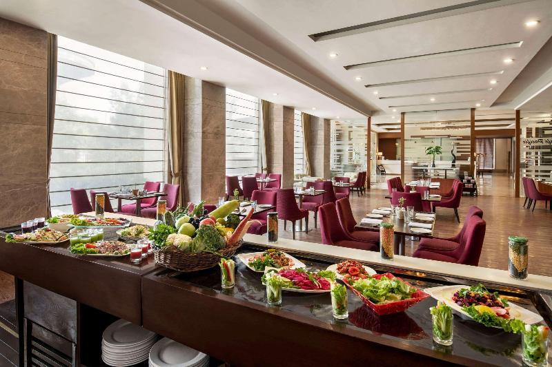 Restaurant Hotel Sewa Grand