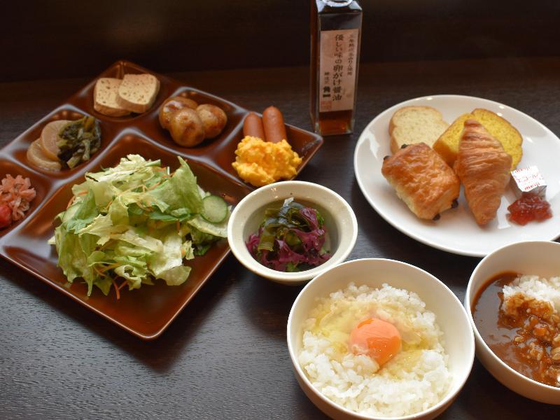 Restaurant Tabino Hotel Hidatakayama