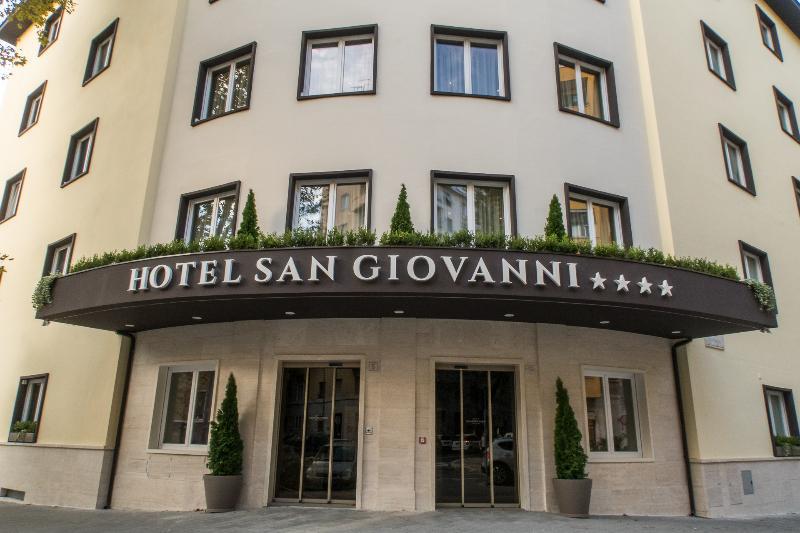 General view Hotel San Giovanni Roma