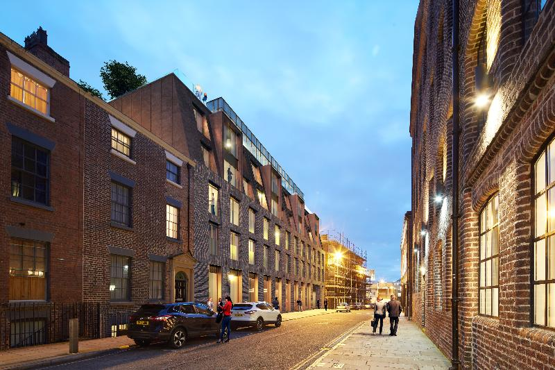 General view Seel Street Hotel By Epic
