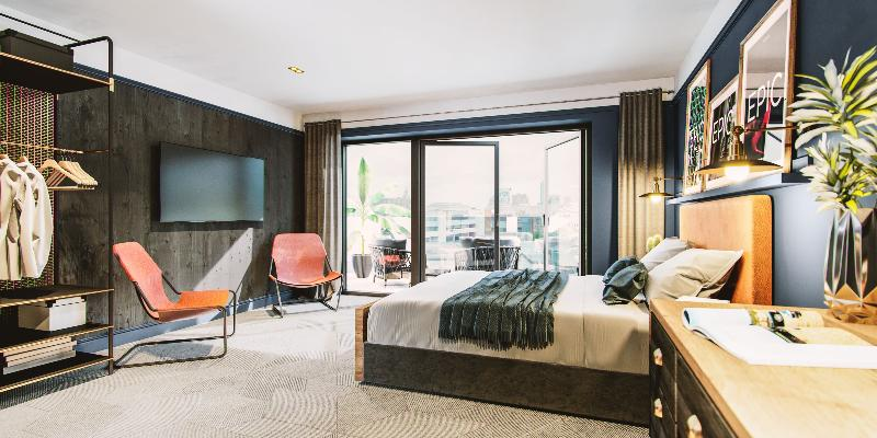 Room Seel Street Hotel By Epic