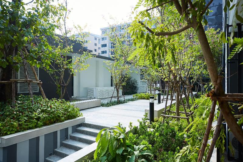 General view Floral Blossom Sathorn