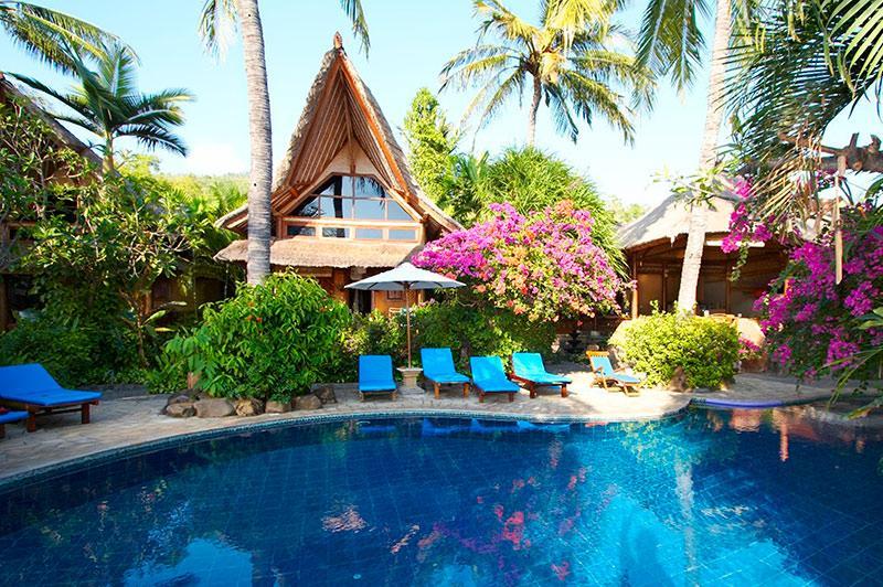 Pool Santai Hotel