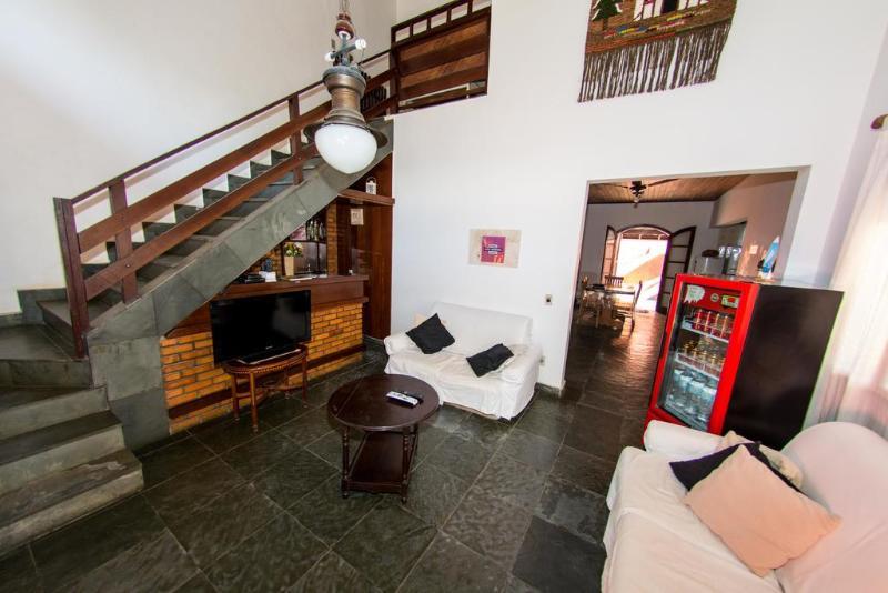 Lobby Social Ilha Grande Hostel