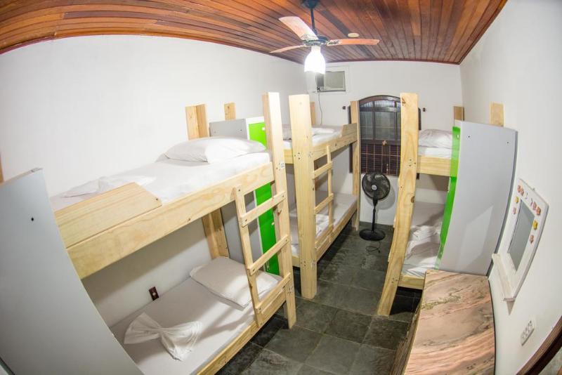Room Social Ilha Grande Hostel
