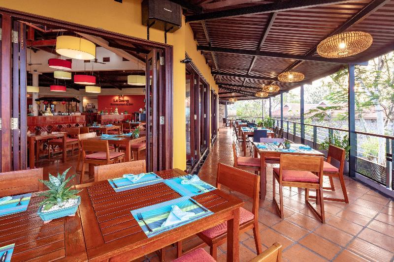 Restaurant Victoria Nui Sam Lodge