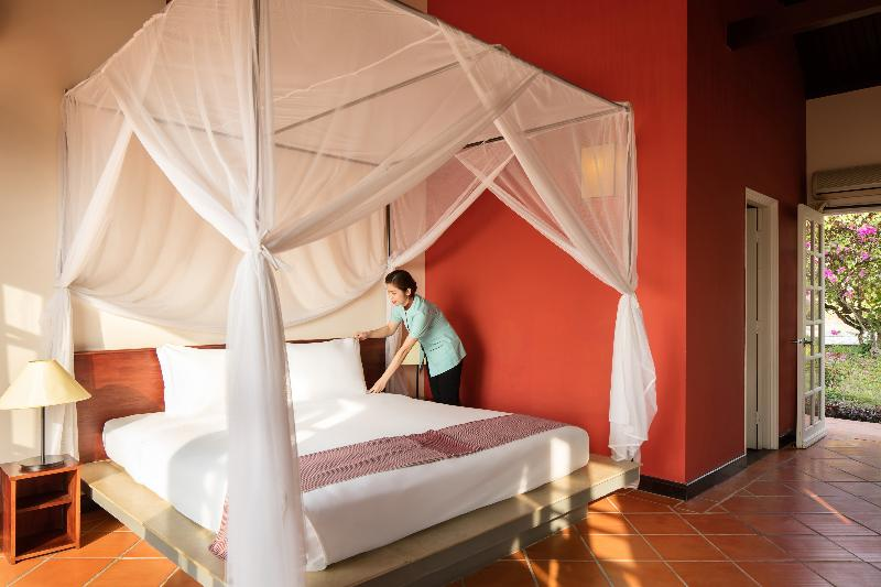 Room Victoria Nui Sam Lodge