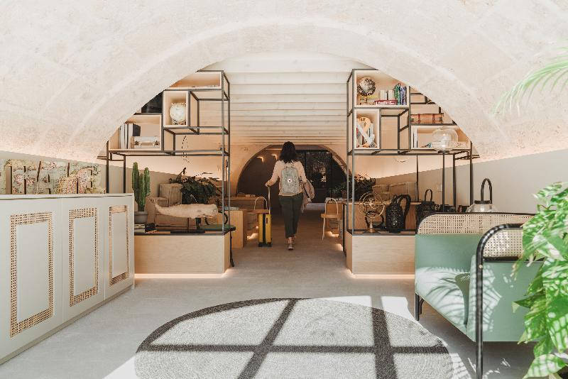 Lobby Fil Suites Turismo De Interior