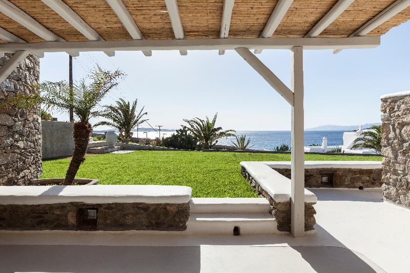Terrace Amorous Villa