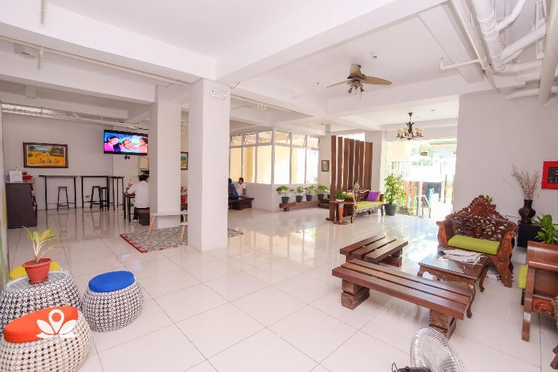 General view Zen Rooms Sulit Dormitel Manila