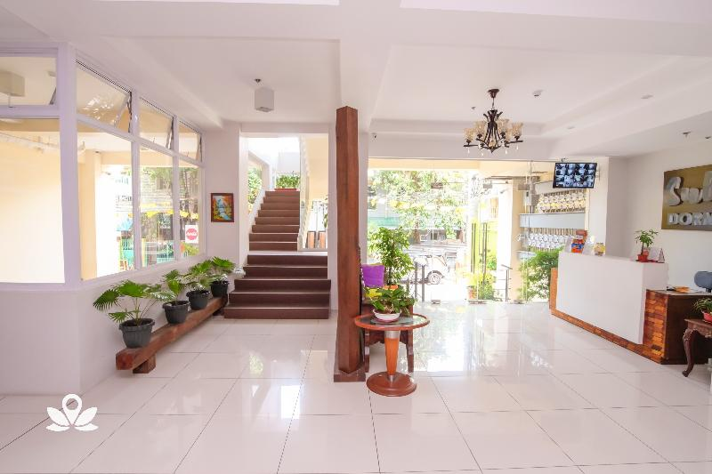 Lobby Zen Rooms Sulit Dormitel Manila