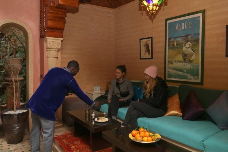 Saphir Mabisa Inn - Restaurant - 5