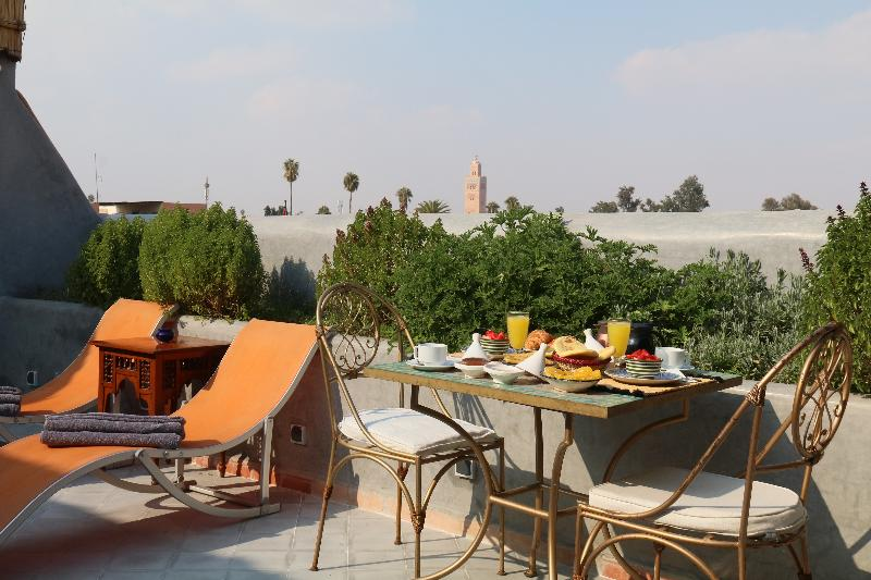 Saphir Mabisa Inn - Terrace - 3