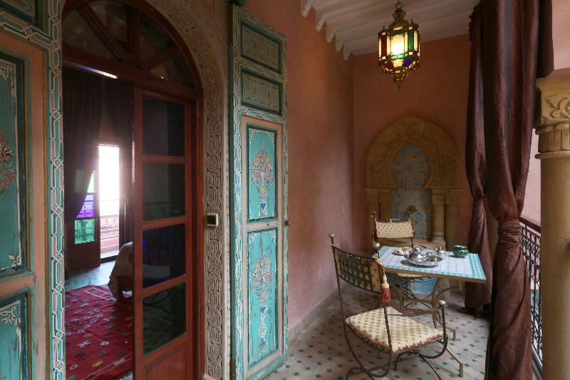 Saphir Mabisa Inn - Terrace - 7
