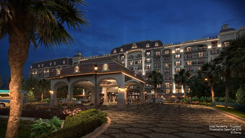 Hotel Disney Riviera Resort Foto 6