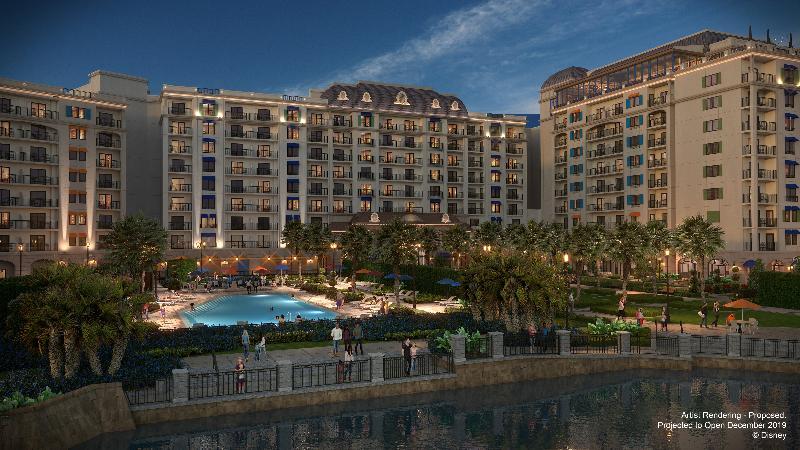 Hotel Disney Riviera Resort Foto 8