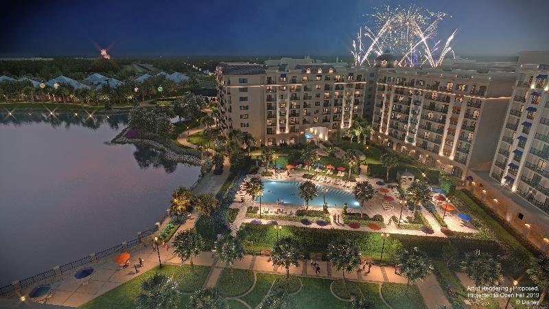 Hotel Disney Riviera Resort Foto 15