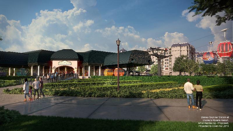 Hotel Disney Riviera Resort Foto 16