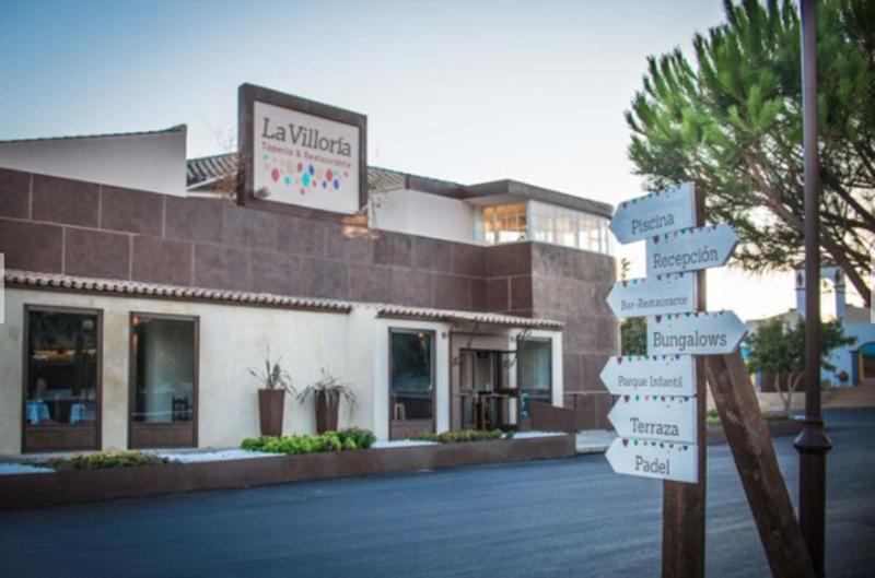 Hotel La Villoría