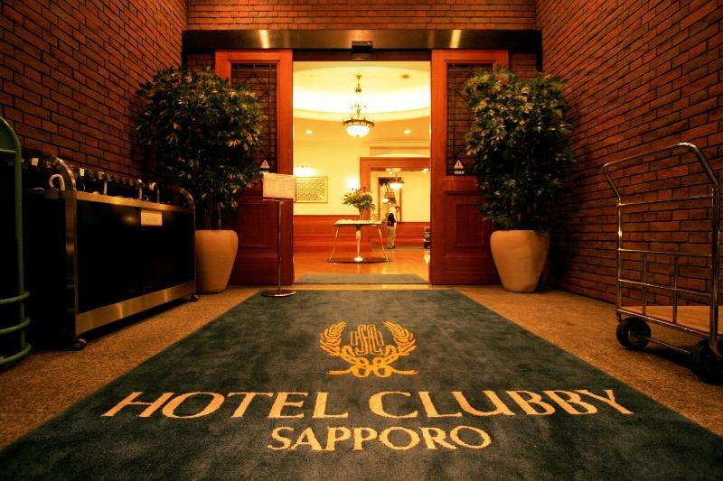 General view Hotel Clubby Sapporo