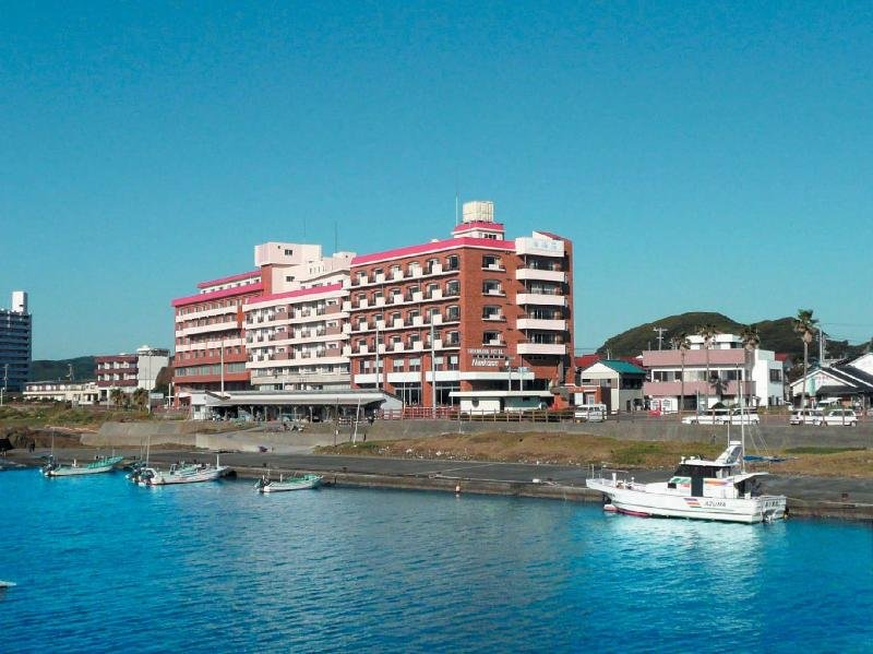 General view Hotel Nankaiso