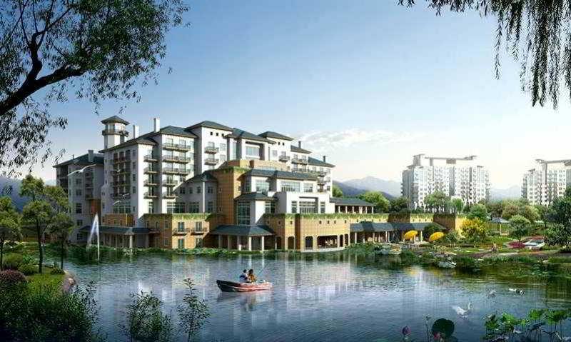Hilton Chongqing Nanshan Resort And Spa