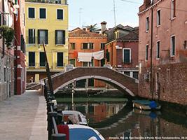 Excursión en Venecia