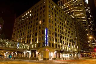 The Doubletree Hotel Minneapolis