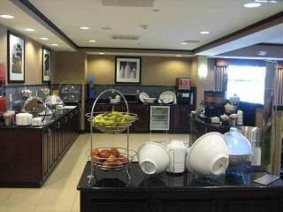Franklin Delano Roosevelt Memorial Hotels:Hampton Inn Gainesville-Haymarket