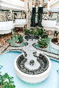 Lobby Mediterranean Palace