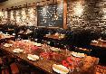 Restaurant Courtyard Chicago Downtown/river North