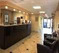Lobby Comfort Inn Music City
