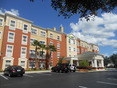 General view Extended Stay America-convention Ctr Westwood Bvld