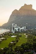 General view Pullman Rio De Janeiro São Conrado