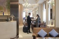 Lobby Lanson Place Hotel, Hong Kong