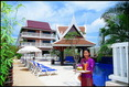 Pool Kata Poolside Resort