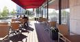 Terrace Clarion Congress Hotel Olomouc