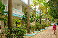 General view Legends Beach Resort
