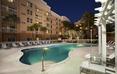 Pool Courtyard Miami Aventura Mall