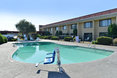 Pool Econo Lodge