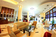 Lobby Grand Regal Hotel